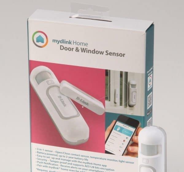 D-Link DCH-Z110 Capteur d'Ouverture de Porte/Fenêtre Mydlink Home