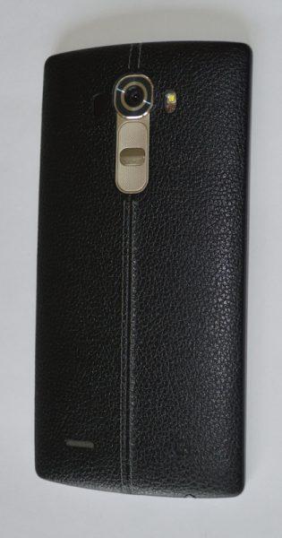 LG G4 le smartphone haut de gamme de la marque