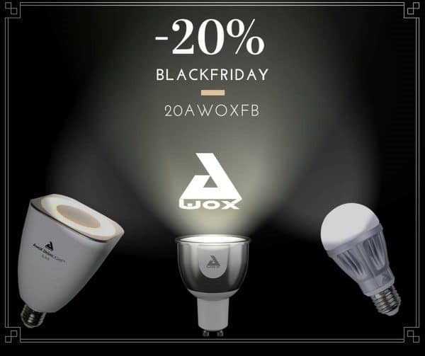 awox black friday