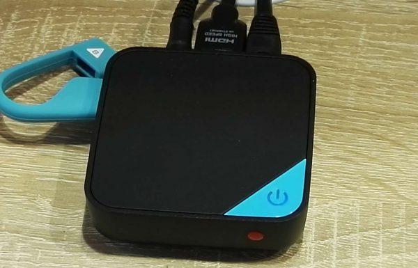 GEMBOX d'EMTEC, console de jeux multimédia
