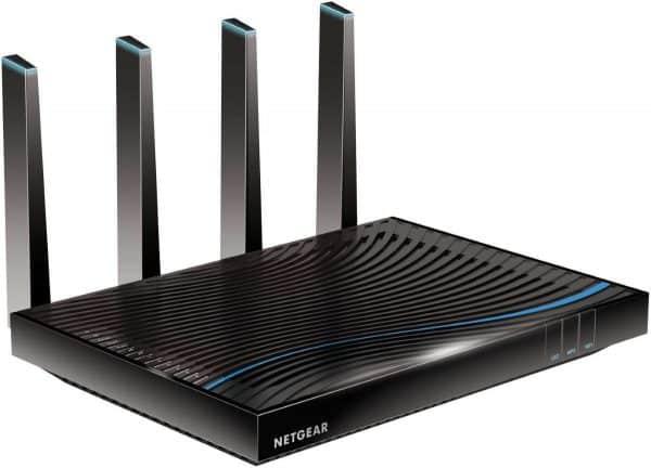 Netgear R8500-100PES routeur Wi-Fi