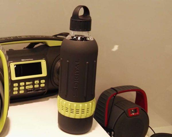 spritz sdigital gourde enceinte audio bluetooth